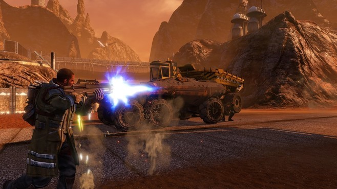 Red Faction: Guerrilla Re-Mars-tered Screenshot 8