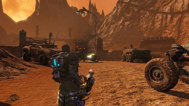 Red Faction: Guerrilla Re-Mars-tered Screenshot 9