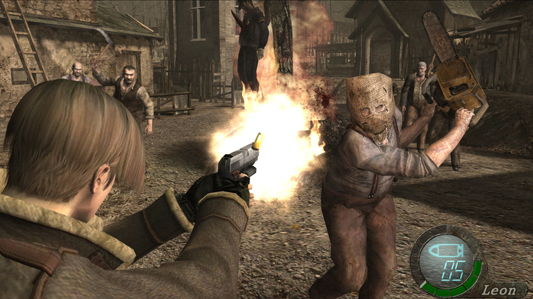 Resident Evil 4 - Ultimate HD Edition Screenshot 1