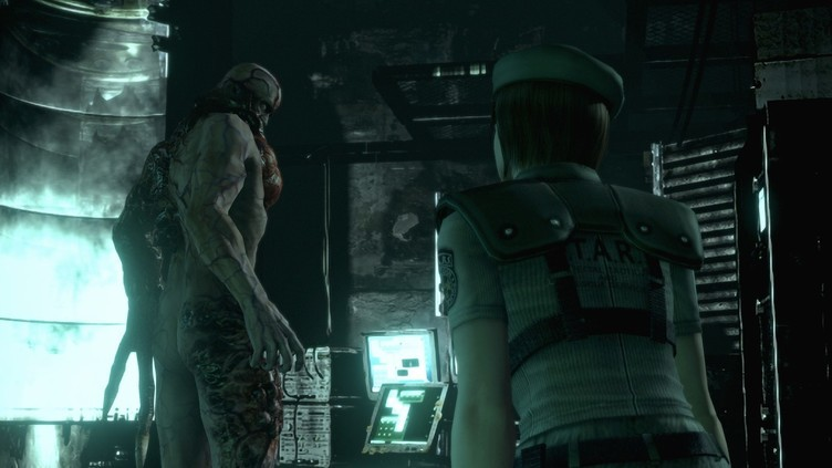 Resident Evil / Biohazard HD Remaster Screenshot 2