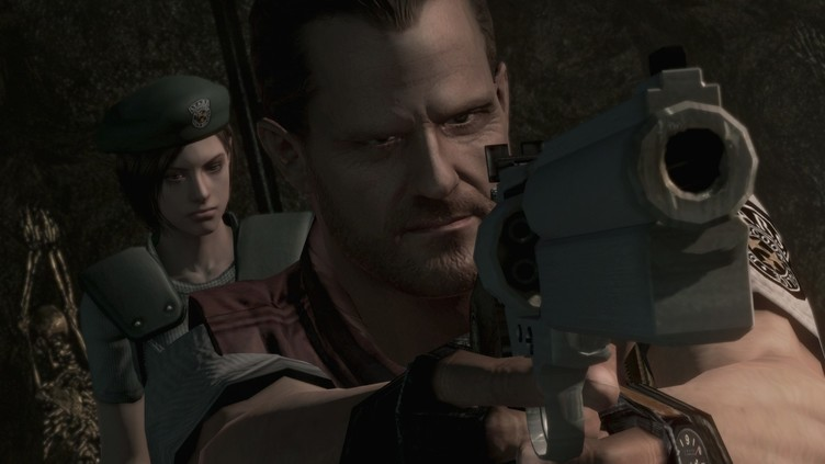 Resident Evil / Biohazard HD Remaster Screenshot 3