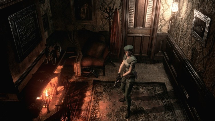 Resident Evil / Biohazard HD Remaster Screenshot 4