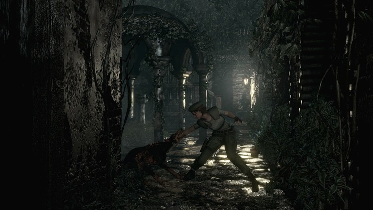 Resident Evil / Biohazard HD Remaster Screenshot 8