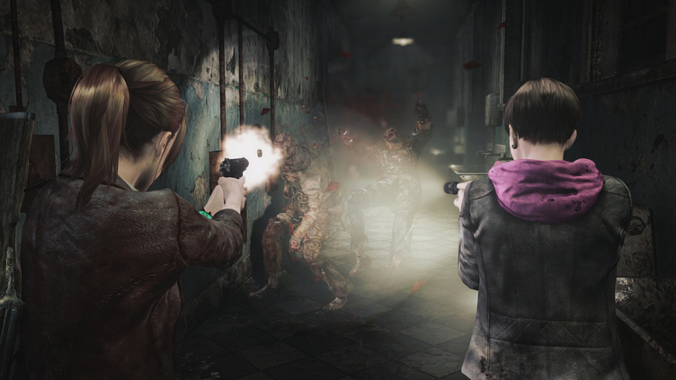 Resident Evil Revelations 2 / Biohazard Revelations 2 - Deluxe Edition Screenshot 1