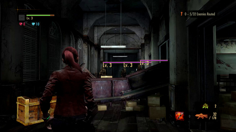 Resident Evil Revelations 2 / Biohazard Revelations 2 - Deluxe Edition Screenshot 5