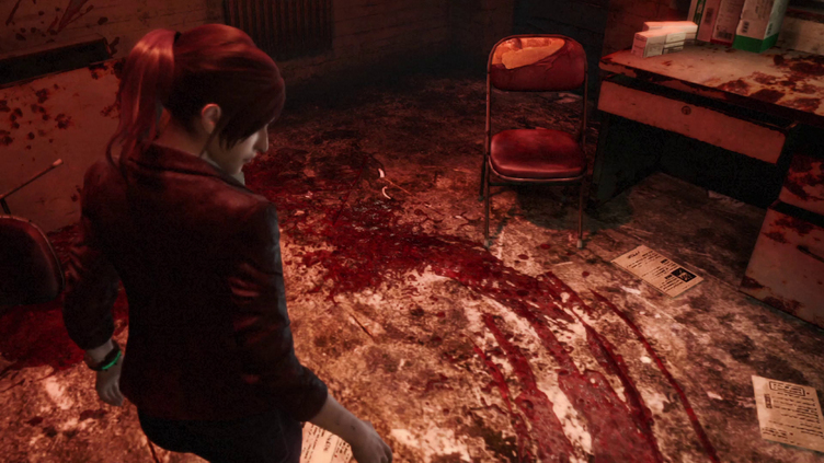 Resident Evil Revelations 2 / Biohazard Revelations 2 - Deluxe Edition Screenshot 10