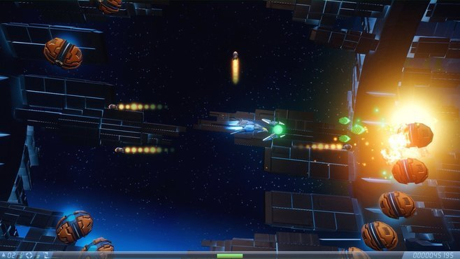Rigid Force: Alpha Screenshot 4