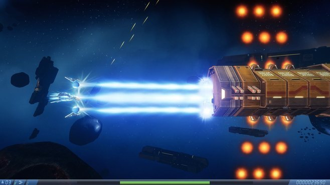 Rigid Force: Alpha Screenshot 12