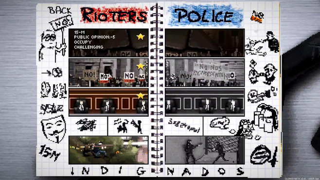 RIOT - Civil Unrest Screenshot 1