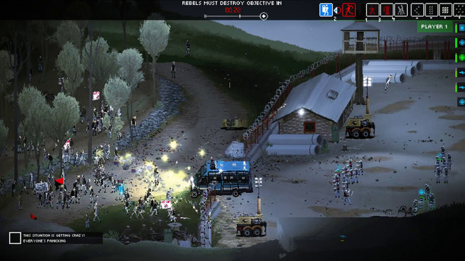 RIOT - Civil Unrest Screenshot 2