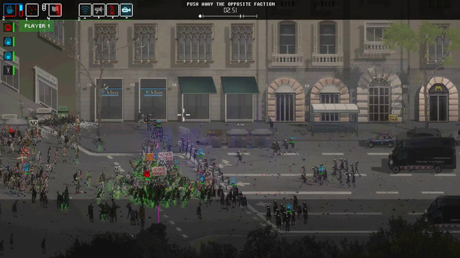RIOT - Civil Unrest Screenshot 3