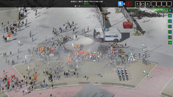 RIOT - Civil Unrest Screenshot 4