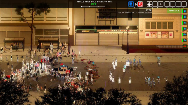 RIOT - Civil Unrest Screenshot 5