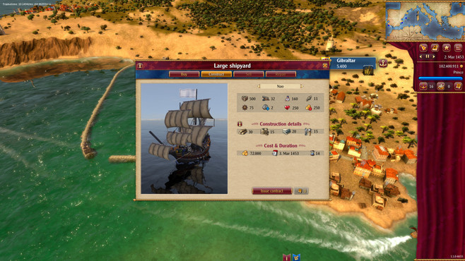 Rise of Venice: Beyond the Sea DLC Screenshot 2