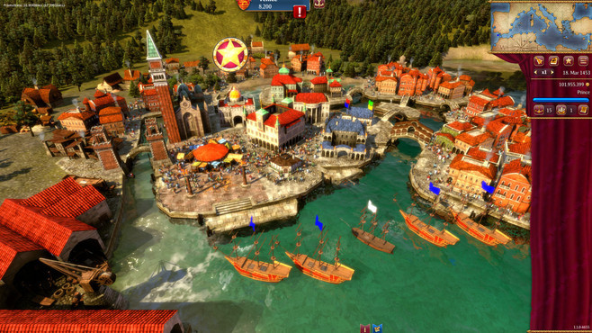 Rise of Venice: Beyond the Sea DLC Screenshot 6