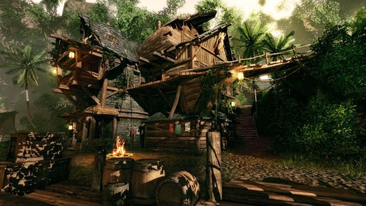 Risen 2: Dark Waters Screenshot 9