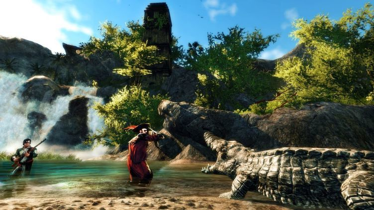 Risen 2: Dark Waters Screenshot 10