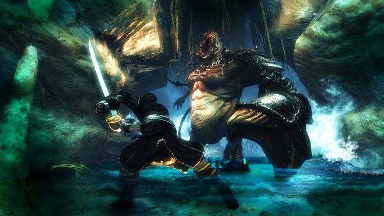 Risen 2: Dark Waters Screenshot 11