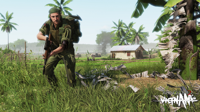 Rising Storm 2: Vietnam - Born in the USA Cosmetic DLC Screenshot 1