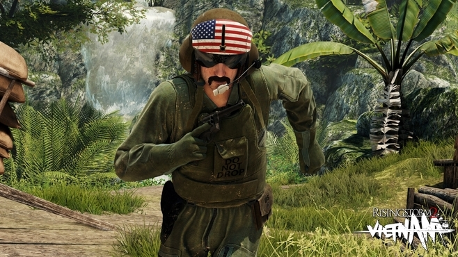 Rising Storm 2: Vietnam - Born in the USA Cosmetic DLC Screenshot 3