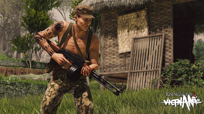 Rising Storm 2: Vietnam - Uncle Ho's Heroes Cosmetic DLC Screenshot 2