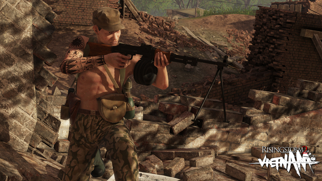 Rising Storm 2: Vietnam - Uncle Ho's Heroes Cosmetic DLC Screenshot 4