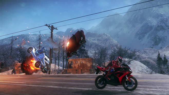 Road Redemption Screenshot 1