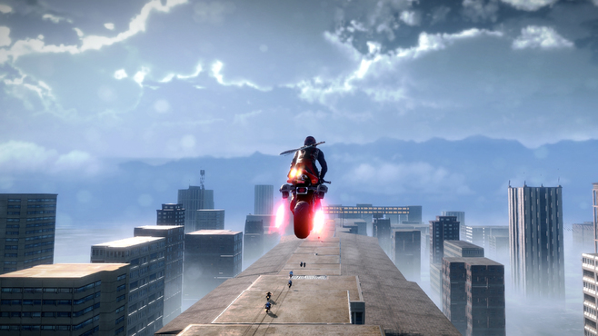 Road Redemption Screenshot 2