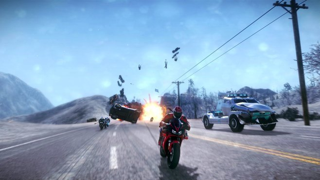 Road Redemption Screenshot 9