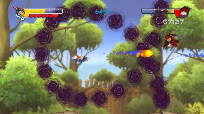Rocket Knight Screenshot 1