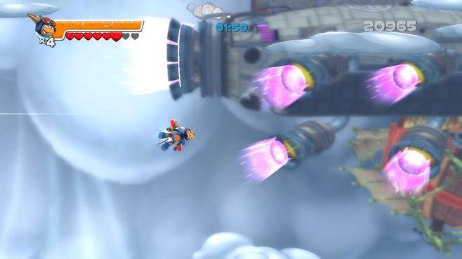 Rocket Knight Screenshot 6