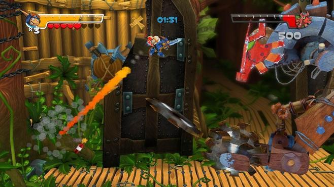 Rocket Knight Screenshot 7
