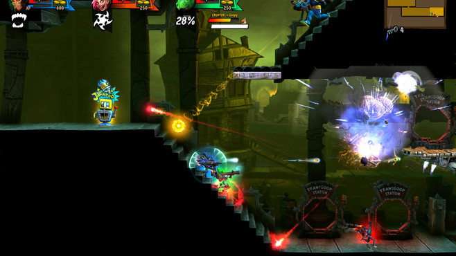 Rogue Stormers Deluxe Screenshot 3