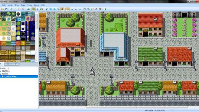 RPG Maker VX Ace Screenshot 2
