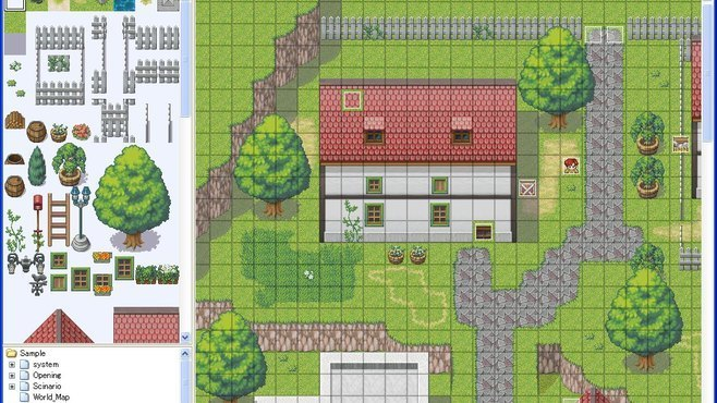 RPG Maker XP 1.0 Screenshot 5