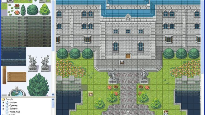 RPG Maker XP 1.0 Screenshot 6