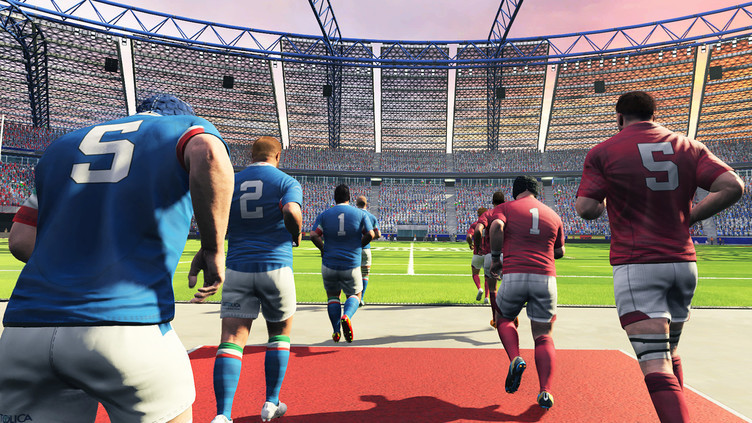 RUGBY 20 Screenshot 2