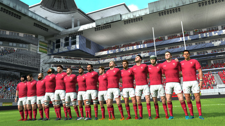 RUGBY 20 Screenshot 5