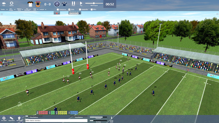 Rugby League Team Manager 2018 Screenshot 5