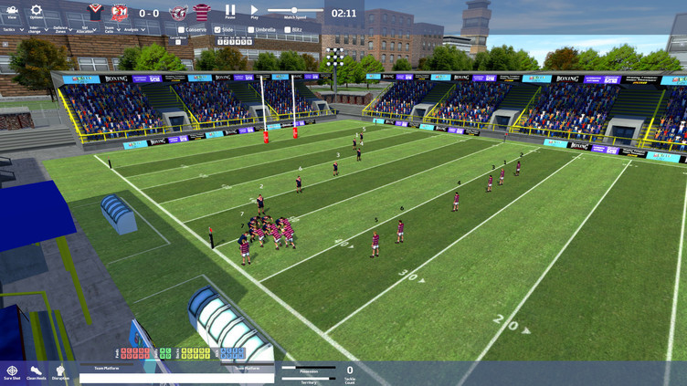 Rugby League Team Manager 2018 Screenshot 7