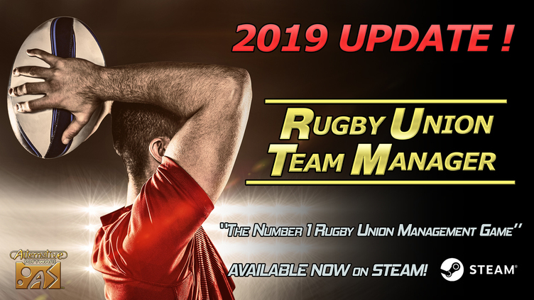 Rugby Union Team Manager 2017 Screenshot 2