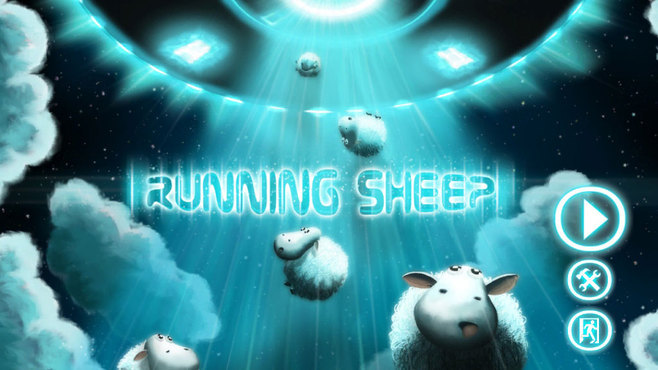 Running Sheep Screenshot 2