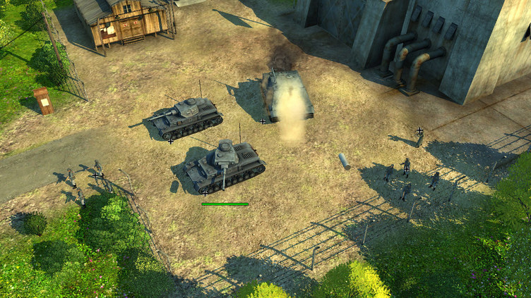 Rush for Berlin Gold Screenshot 3