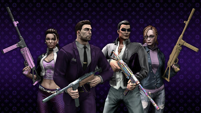 Saints Row IV - Brady Games Pack Screenshot 2