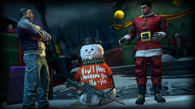 Saints Row IV - How the Saints Save Christmas Screenshot 3