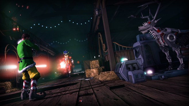 Saints Row IV - How the Saints Save Christmas Screenshot 4