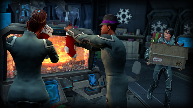 Saints Row IV - How the Saints Save Christmas Screenshot 6