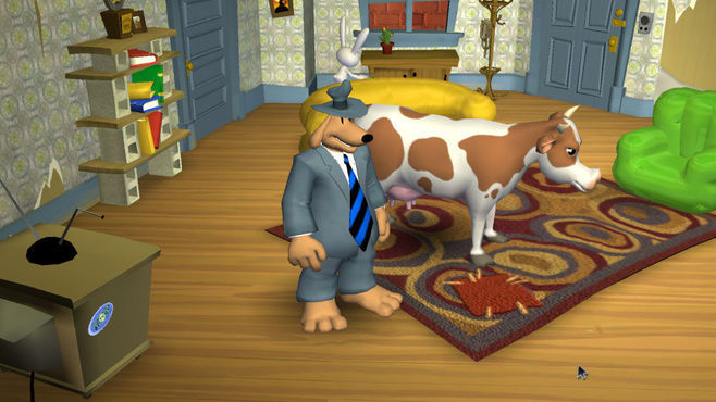 Sam & Max: Season One Screenshot 1