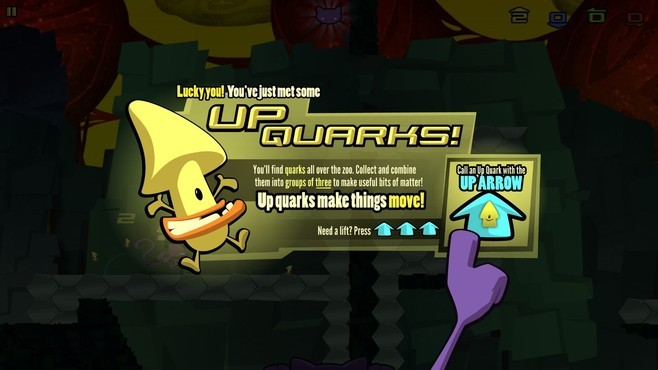 Schrödinger's Cat And The Raiders Of The Lost Quark Screenshot 4