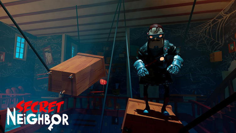 Secret Neighbor: Hello Neighbor Multiplayer Screenshot 6